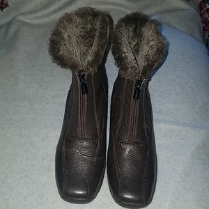 Blondo leather boots